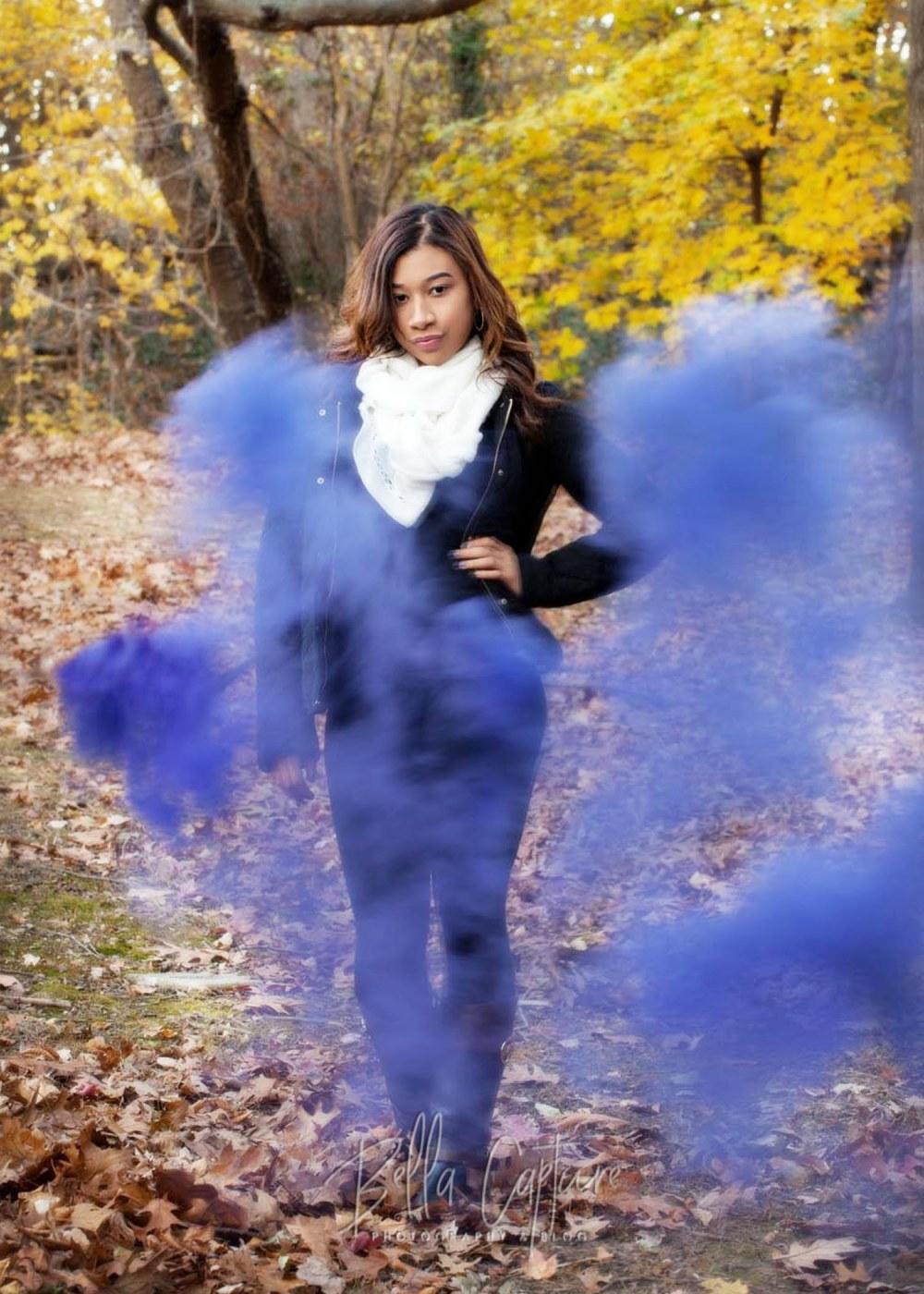 Smoke Bomb 2